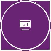 온라인 마케팅 아이콘